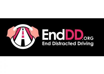 End Distracted Driving Logo