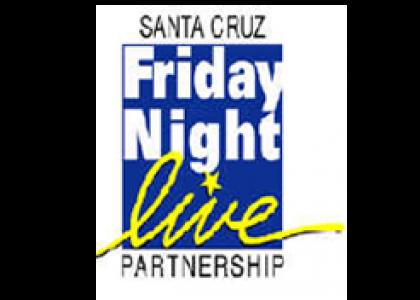 Santa Cruz Friday Night Live Partnership Logo