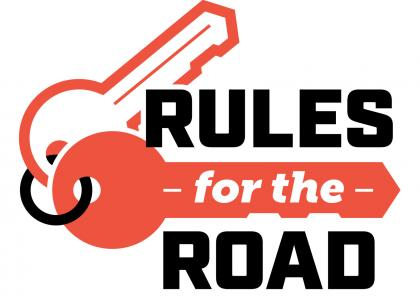 Rules for the Road Logo