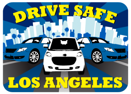 Drive Safe Los Angeles Logo